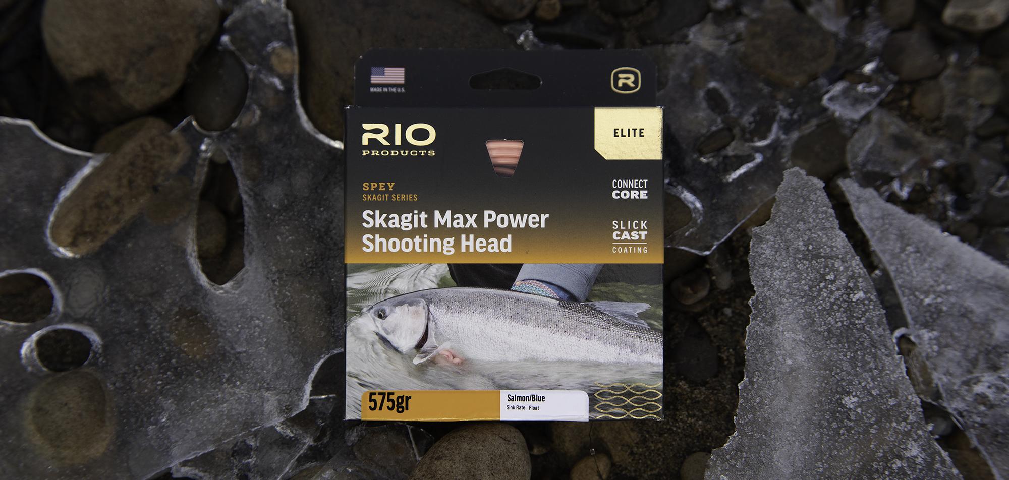 RIO Skagit Max Power Shooting Head